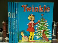 'Twinkle' Girls Annuals - 6 Books Collection! (ID:37356)