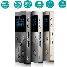 XDUOO X3 Pro HIFI Lossless Music MP3 Player HD OLED 256GB SD/TF 3 Color Option