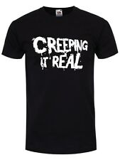 Creeping It Real Men's Black T-shirt