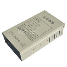 DC 24V 5A 120W Rainproof Power Supply Transformer Regulated Switching For Webcam