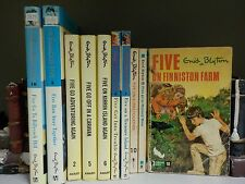 Enid Blyton - 'Famous Five' Series - 10 Books Collection! (ID:37722)