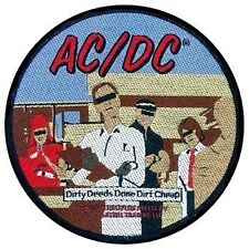 AC/DC Dirty Deeds Patch - NEW & OFFICIAL
