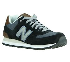 New New Balance Shoes Men's Sneakers Trainers Black ML574BCB Leisure SALE