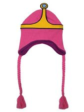 Adventure Time Princess Bubblegum Laplander Beanie - NEW & OFFICIAL