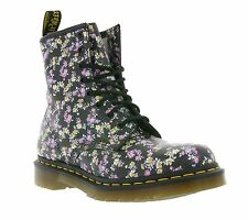 NEW Dr. Martens Mini Tydee Boots Womens Boots Leather boots Black 11821010