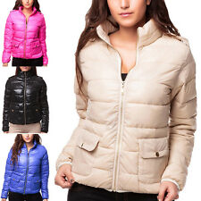 Ladies Jacket Quilted Jacket Transition Jacket in 3 colours Size S-XL