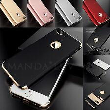Ultra thin Shockproof Durable Armor Hard Back Case Cover For Apple iPhone 7 Plus