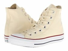 CONVERSE CHUCK TAYLOR ALL STAR 2016 HI TOP NATURAL WHITE MENS SHOES *ALL SIZES