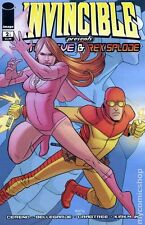 Invincible Presents Atom Eve and Rex Splode (2009) #2 VF