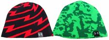 Under Armour Kid's Graphic Beanie OSFM Green/Green or Red/Black
