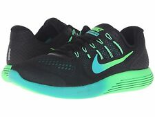 NIKE LUNARGLIDE 8 BLACK TEAL CLEAR JADE 2016 MENS RUNNING SHOES **ALL SIZES