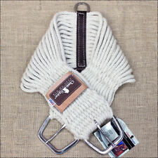 """26-36"""" CLASSIC EQUINE TACK HORSE MOHAIR RAYON BLENDED ROPER CINCH GIRTH NAUTRAL"""