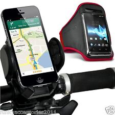 Bicycle Bike Cycle Phone Mount Holder?Sports Armband Pouch?Apple iPod Touch 6 5