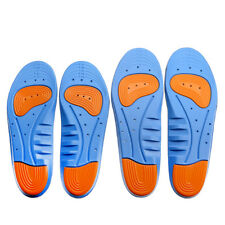 1 Pair Adjustable Gel Cushion Running Arch Insert Sport Shoe Insoles