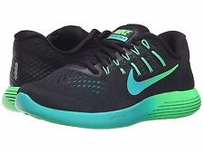 NIKE LUNARGLIDE 8 BLACK TEAL CLEAR JADE WOMENS 2016 RUNNING SHOES ** ALL SIZES