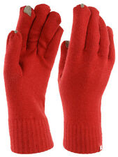 ISOTONER Women's SmarTouch Touchscreen Compatible Knit Gloves