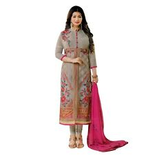 Bollywood Wedding Georgette Embroidery Salwar Kameez Suit-Ashirwad-Ayesha-12003