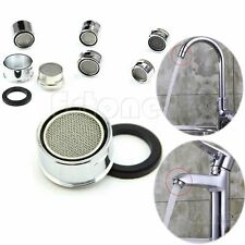Kitchen Water Saving Faucet Tap Male/Female Aerator Chrome Nozzle Sprayer Filter