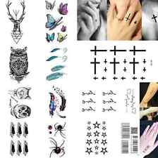 Sexy Removable Sleeve Arm Transfer Waterproof Temporary Tattoo Body Art Sticker