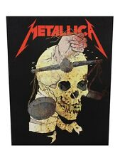 Metallica Harvester Of Sorrow Back Black Patch