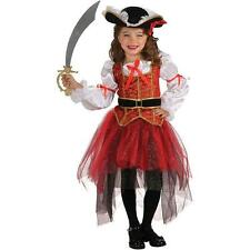Pirate Costume Halloween Cosplay Party Fancy Dress up Children Kids Outfit new1