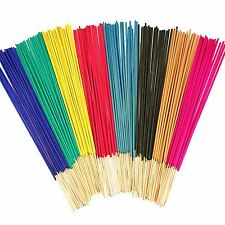 Extra Long Incense Joss Sticks Scents (Pack of 100) Smell - 1 Hour+ Burning Time