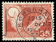 DENMARK 406 (Mi409x) - Freedom from Hunger Campaign (pf68119)