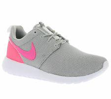 NEW NIKE Roshe One GS shoes Children Trainers Grey 599729 012 Running shoes