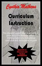 NEW Cynthia Mathews on Curriculum and Instruction by Dr Cynthia Diane Mathews Pa