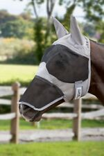LEMIEUX COMFORT FLY SHIELD (FULL MASK EARS & NOSE) horse pony protection