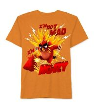 Angry Birds Boys I'm Angry Graphic T-Shirt