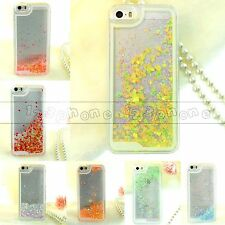 """LIQUID MOBILITY BLING HEART QUICKSAND DESIGN HARD CASE FOR IPHONE 6 4.7"""""""