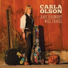 OLSON, CARLA-HAVE HARMONY, WILL TRAVEL-CD BUSTED FLAT NEW