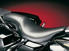 Lepera Black Silhouette Full Length Seat Harley Electra Road Glide Touring FLTR