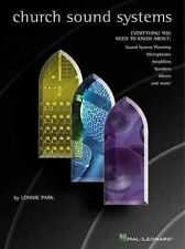 NEW Church Sound Systems by Lonnie Park Paperback Book (English) Free Shipping