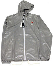 DC SHOE CO Swift Hood Athletic Jacket WATER RESISTANT