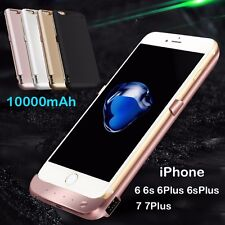 10000mAh Power Bank Portable External Battery Charger Case Cover For iPhone 7 6S