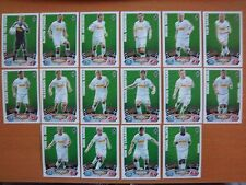 MATCH ATTAX 2012-2013 - MÖNCHENGLADBACH - BASIC CARDS + TEAM SET # 217 - 234