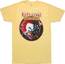 Killer Klowns From Outer Space - Ice Cream Movie T-Shirt - BRAND NEW