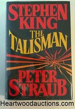 THE TALISMAN by Stephen King SIGNED FIRST