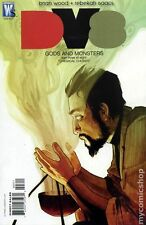 DV8 Gods and Monsters (2010 DC/Wildstorm) #3 VF