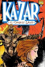 Ka-Zar of the Savage Land (1997) #1 FN
