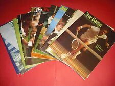 THE GAME MAGAZINES MARSHALL CAVENDISH WORLD SPORTS - CHOOSE FROM LIST