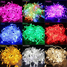 1-20M Fairy Light String Lamp Garden Wedding Christmas Party Xmas Decor Lights
