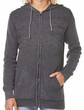 Billabong Junction Cotton Knit Zip Hood / Hoodie, Size L - 2XL. NWT RRP $129.99.
