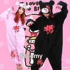 Gloomy Bear Unisex Adult Kigurumi Pajamas Anime Cosplay Onesie Sleepwear  Lovely