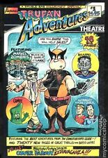 Trufan Adventures Theatre (1986) #1 FN