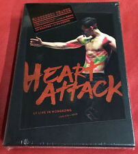 Heart Attack LF Live in Hong Kong 3DVD+2CD Raymond Lam 2016 Live Concert 林峯演唱會