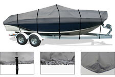 BOAT COVER FOR DUSKY 203 FISH AROUND CRUISER  2010