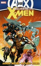 Wolverine and the X-Men TPB (2012-2014 Marvel) By Jason Aaron #4-1ST VF